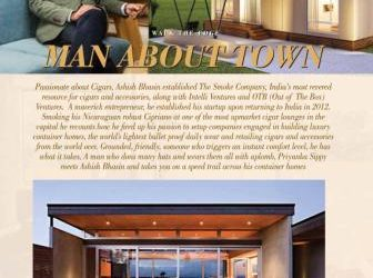 Man About Town – Ashish Bhasin
