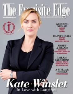 Kate Winslet and Longines