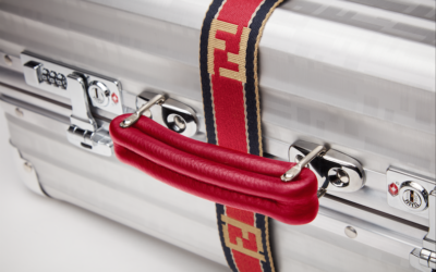 All Aboard With Fendi and Rimowa