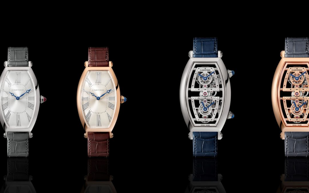 Cartier Prepares To Stun With The Avant-Garde Version Of Their Iconic Tonneau Watch