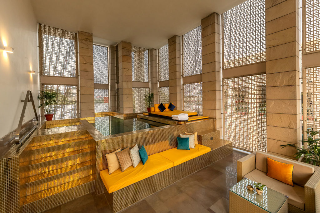 The Lodhi hotel Sultan Suite