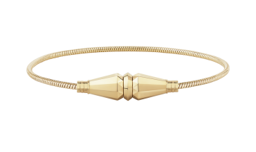 jack de boucheron bracelet-single-wrap-yellow-gold-bracelet-