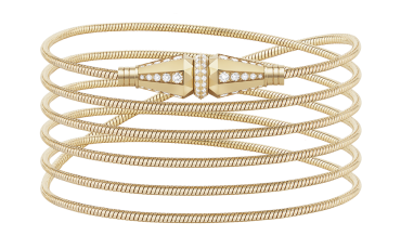 Jack de boucheron Yellow gold long braclet