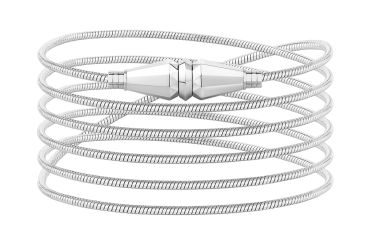 jack de Boucheron white Gold Long Necklace
