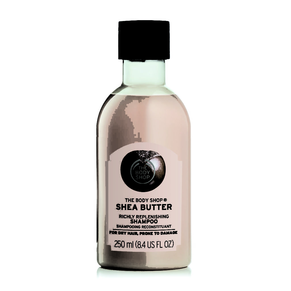 Body Shop Shea Butter Shampoo