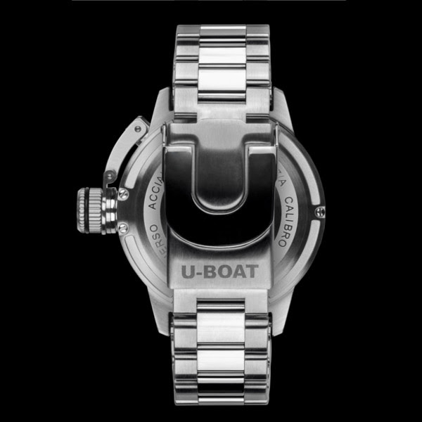 U-Boat Steel Watch Strap