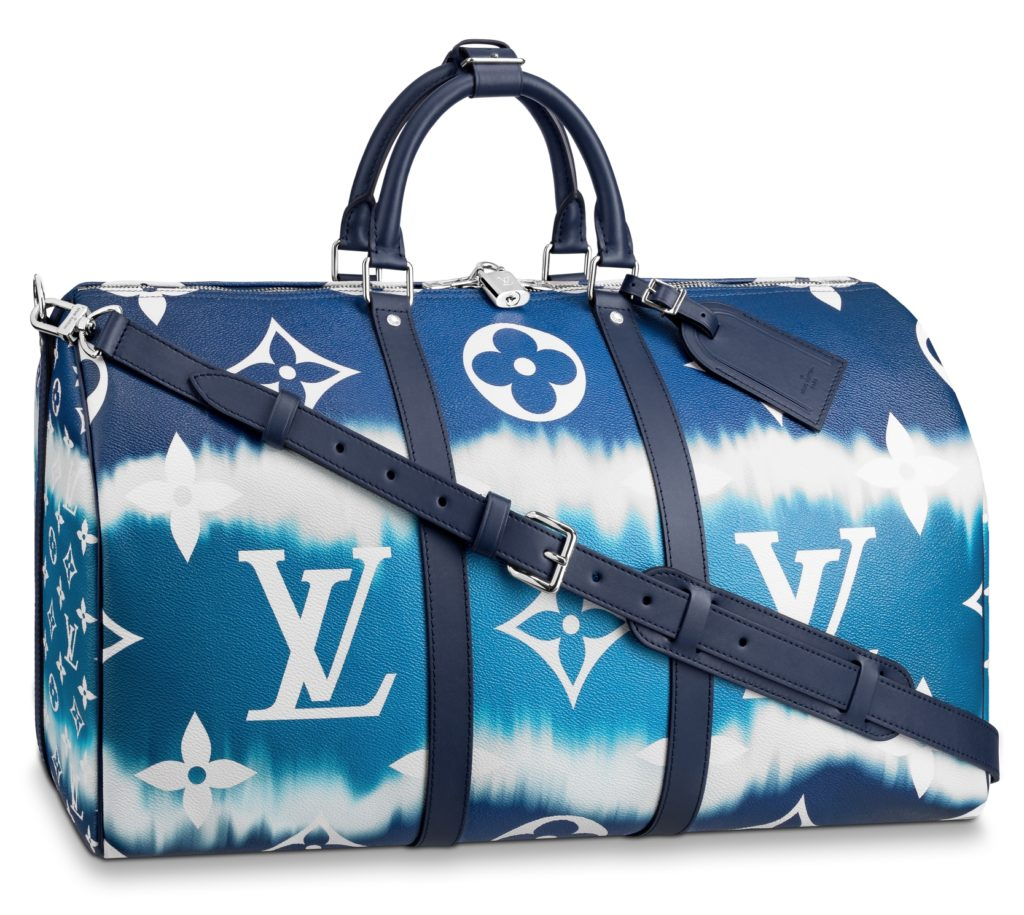 LV Tie & Dye Bag Collection