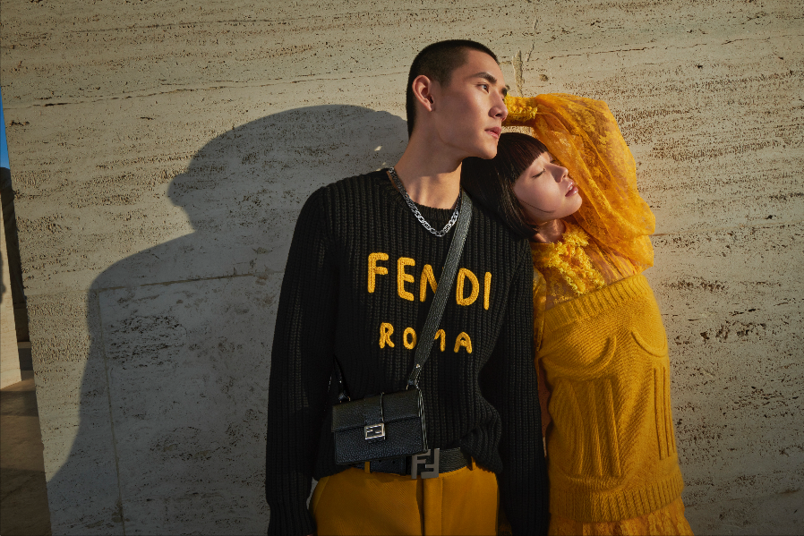 Fendi Valentine day collection